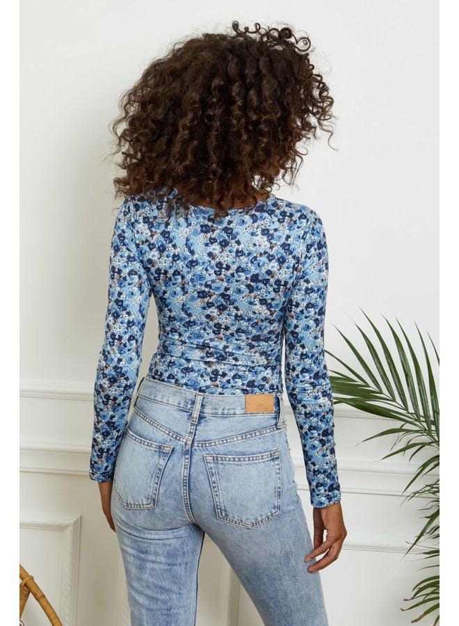 Ivy body blue