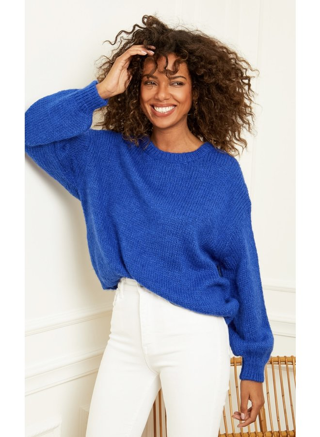 Sweater Charly blue