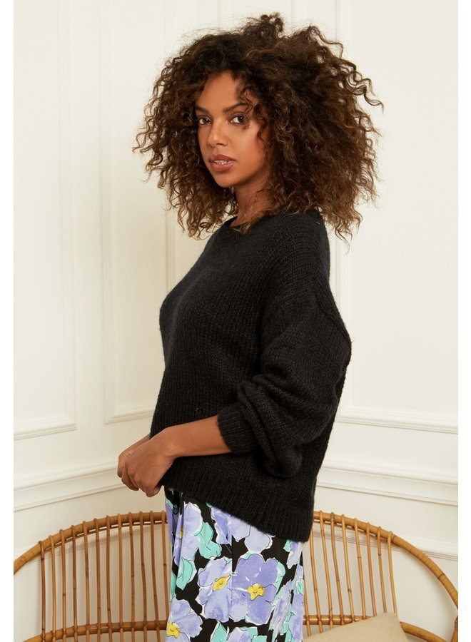 Sweater Charly black