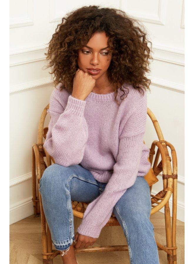Sweater Charly Lila