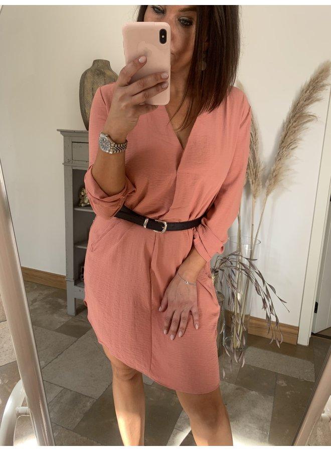 Dress Mia pink