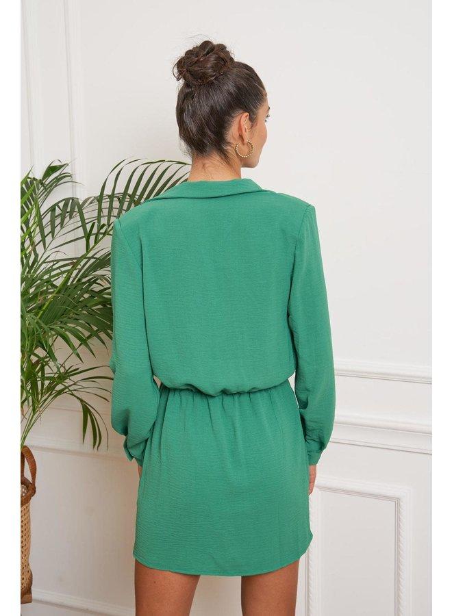 Dress Cheyenne green