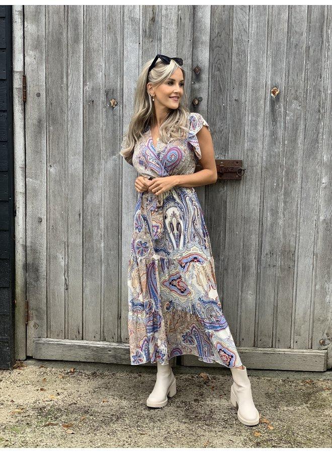 Dress Lisa blue