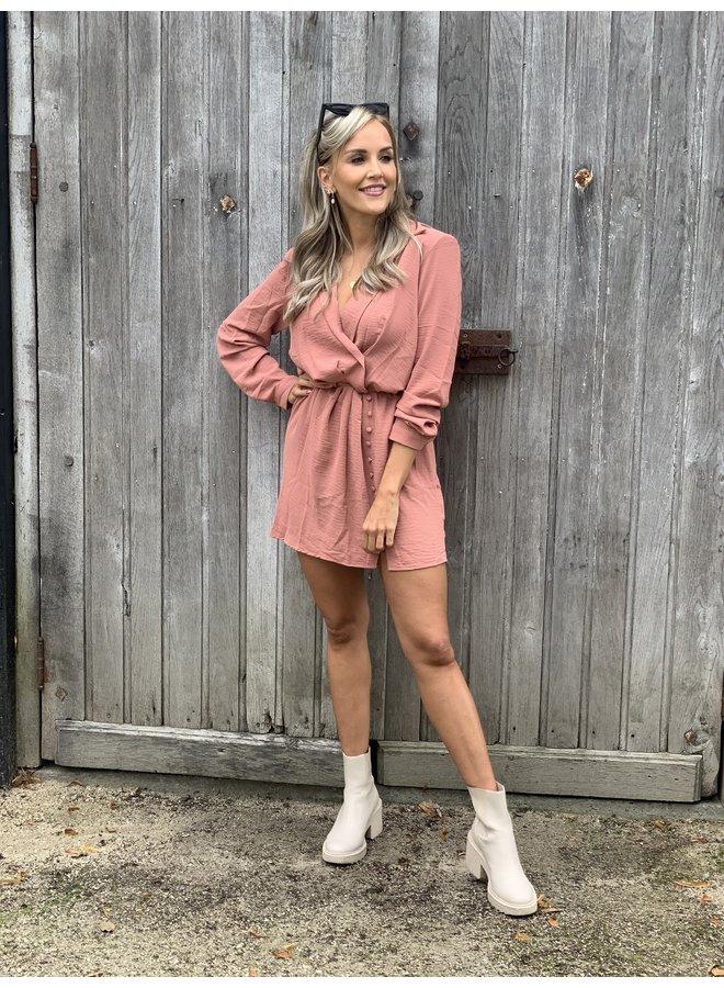 Dress Cheyenne pink