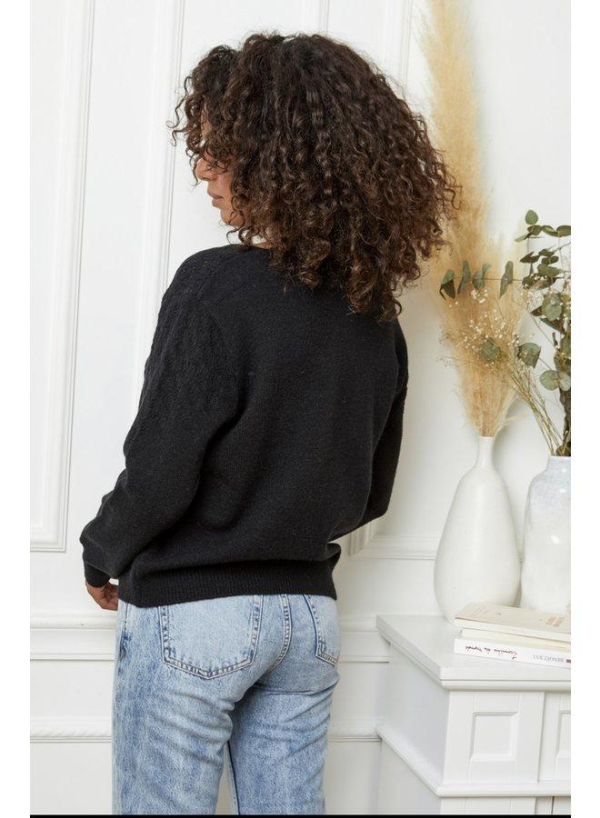 Sweater Louise black