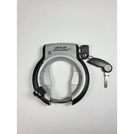 Axa Axa defender  ART4001  grijs/bl  2 sleutels