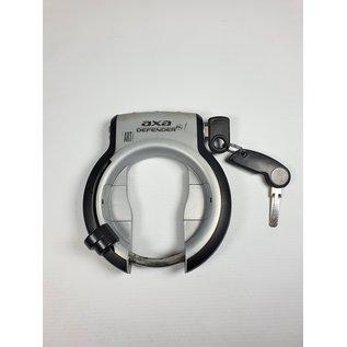 Axa axa defender  ART4001  grijs/bl 2sleutels