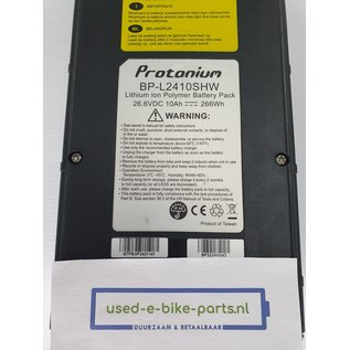 Protanium accu 29.4v werking onbekend