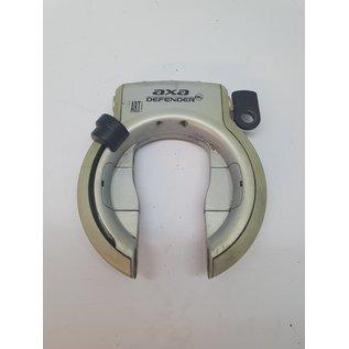 Axa defender  ART4001  groen 1 sleutel