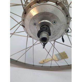 Protanium 28 voorwiel met motor 36v 3 pins stekker