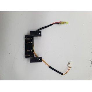 Multicycle accu connector  4polig