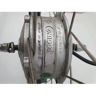 28'voorwiel met 36v 250w  Egoing motor