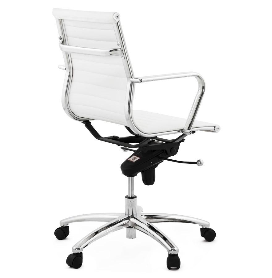 Design Bureaustoel Wit.Kokoon Design Bureaustoel Michelin Wit Ml Lifestyle Products