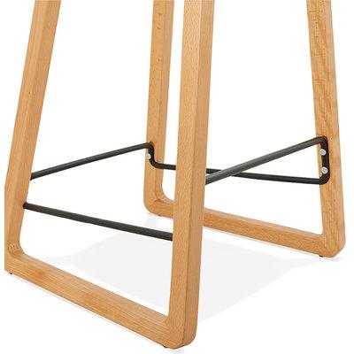 Kokoon Design barkruk ASTORIA Zwart