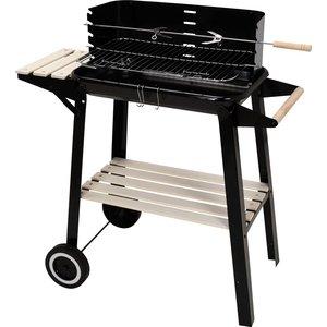 BBQ Barbecue verrijdbaar