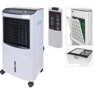 Excellent Electrics Luxe Aircooler 8 liter - met Heater