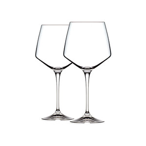 Bergner Masterpro Rode Wijnglazen 720ml - Kristalglas - 2 stuks