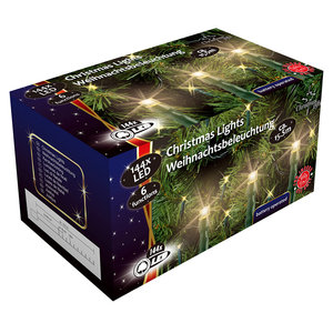 Christmas Gifts Christmas gifts LED-Kerstverlichting (144 LED's) met 6 funkties