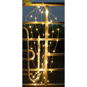 LED draadverlichting - 100 LED - warm wit