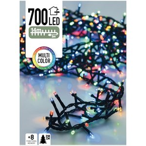 DecorativeLighting Micro Cluster 700 LED's 14 meter multicolor