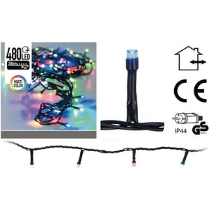 DecorativeLighting LED-verlichting 480 LED's 36 meter multicolor