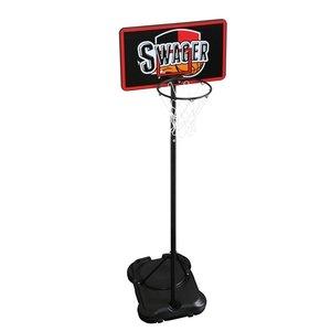 Basketbal standaard - verplaatsbaar