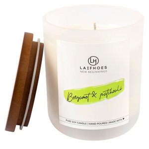 LAIFHOES New Beginnings BERGAMOT & PATCHOULI