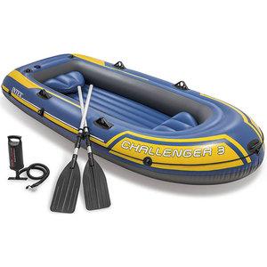 Intex Challenger 3 - Opblaasboot - complete set