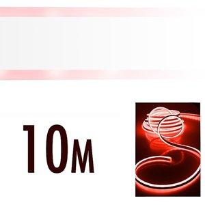 LED Neonlight 10 meter rood