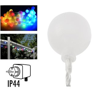 Party Lighting Feestverlichting 16 meter - 80 multikleur LED lampen