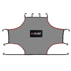 Pure2Improve Indoor Trainingsnet voor doel van 300x200cm