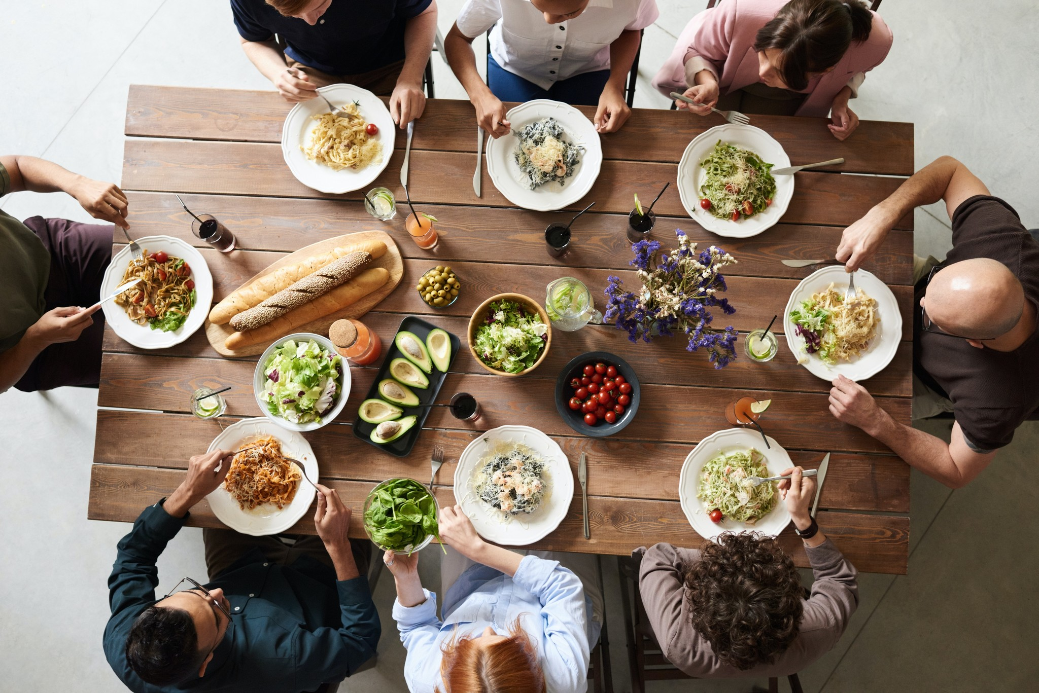 Koken & Tafelen | Gezelligheid kent geen grenzen.