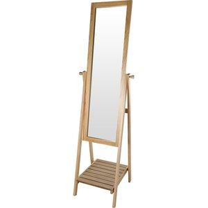 Home&Styling Staande Spiegel - 175 x 41 cm - Kantelbaar