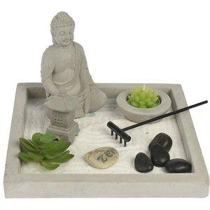 Boeddha Zen Tuin - Zen Garden Set