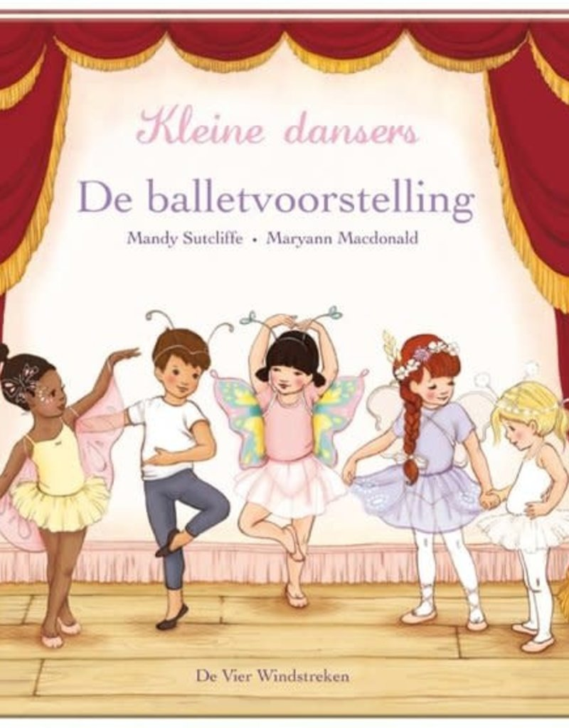 Kleine dansers: de balletvoorstelling