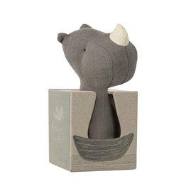 Maileg Rattle Rhino