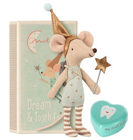Maileg Tooth fairy, big brother mouse