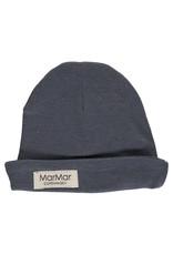 MarMar Copenhagen Aiko Modal Newborn Hat Blue
