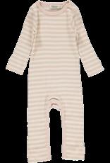 MarMar Copenhagen Modal stripes suit rose/off-white