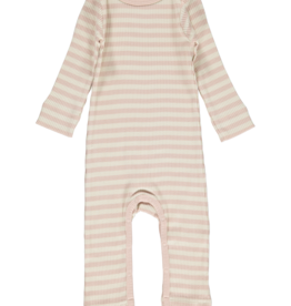 MarMar Copenhagen Modal stripes suit rose/off-white