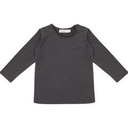 Phil & Phae Pocket tee graphite