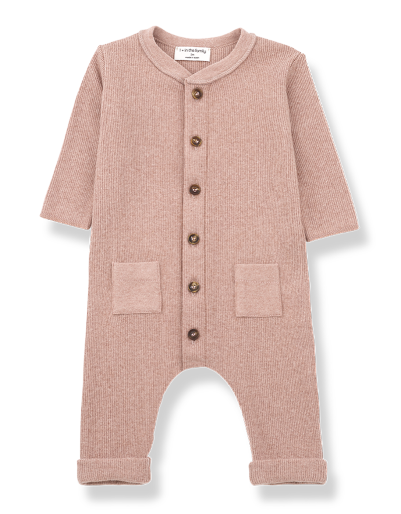 1+ in the family Jumpsuit rose