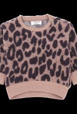 1+ in the family Sweatshirt burgundy/rose
