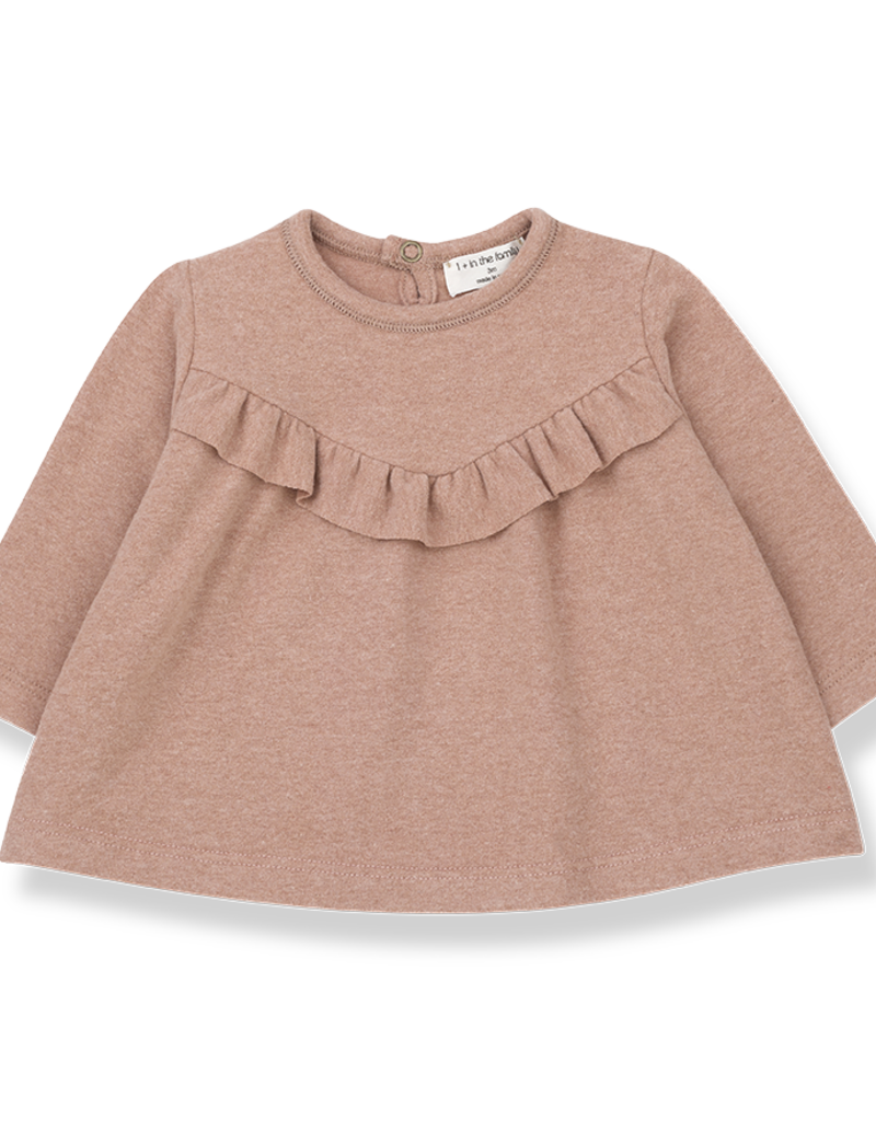 1+ in the family Blouse rose