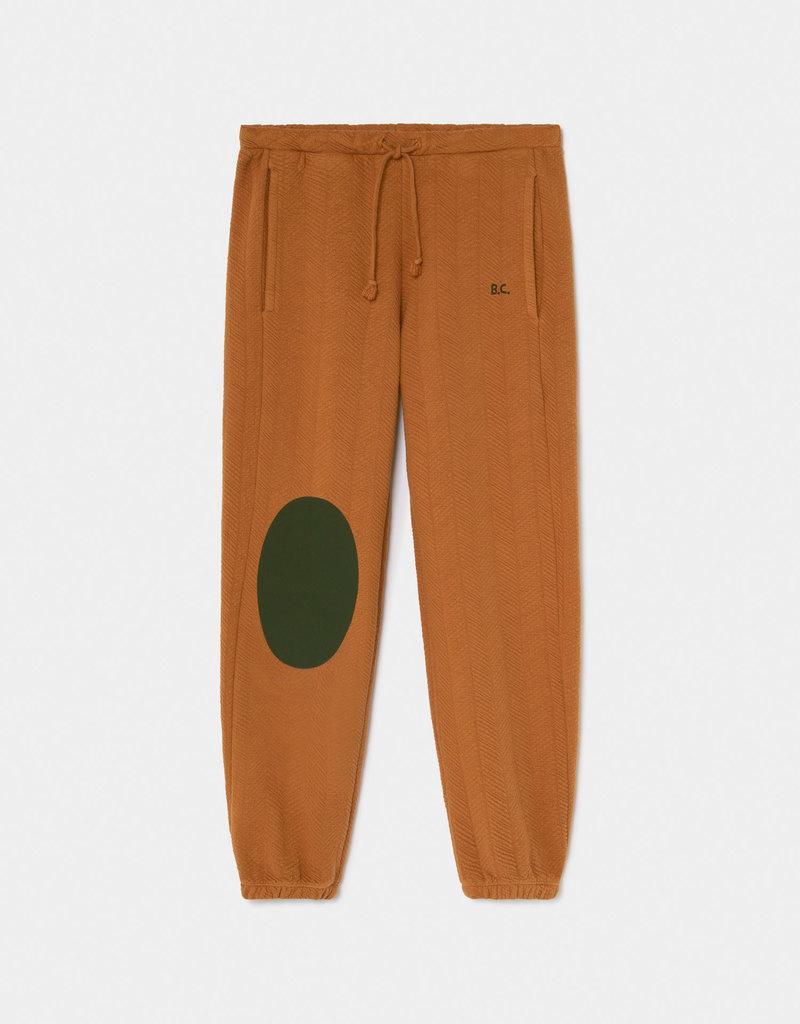 Bobo Choses Green Patch Jogging Pants