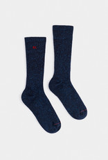 Bobo Choses Blue Lurex Socks