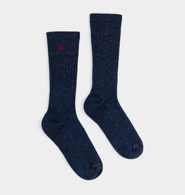 Bobo Choses Blue Lurex Socks
