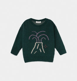 Bobo Choses Volcano Jacquard Jumper