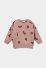 Bobo Choses Stuff Jacquard Jumper