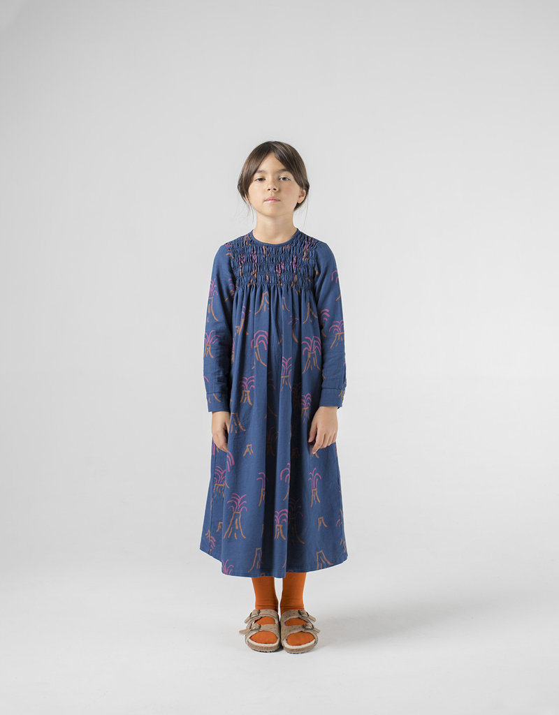 Bobo Choses All Over Volcano Flounce Dress